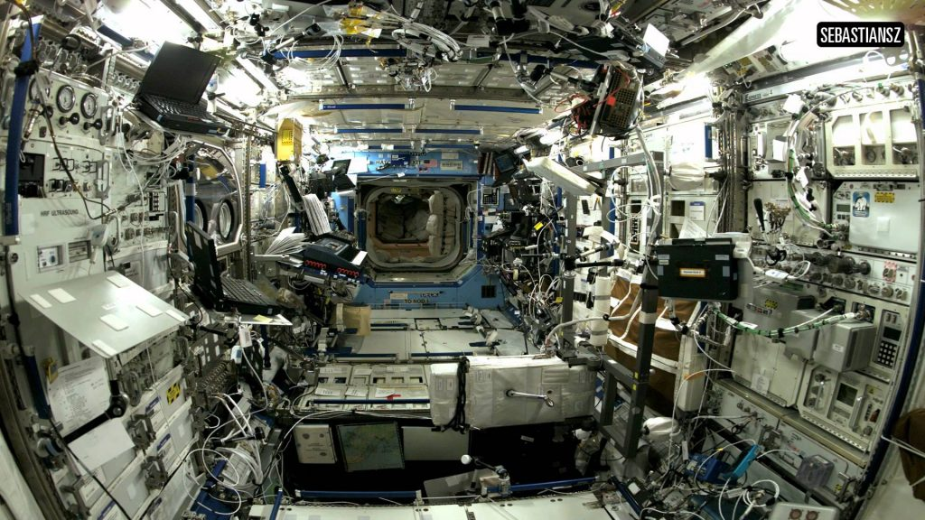 inside international space station 2017 - photo #23