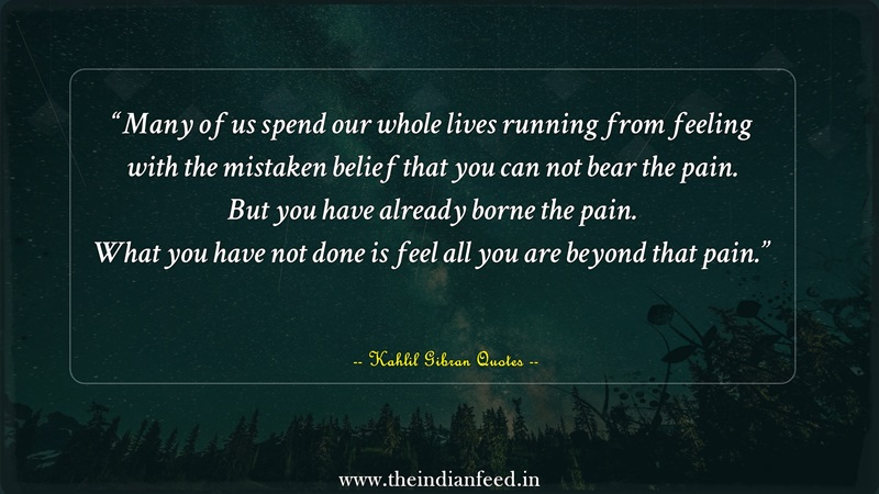 Image Result For Kahlil Gibran Quotes Author Of The Prophet